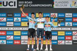 Ciclismo: Filippo Ganna, la cavalcata mondiale a cronometro