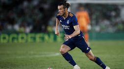 """Real Madrid, Gareth Bale: """"Con Ancelotti c'è un clima migliore"""""""