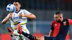 Serie A: 3-3 da urlo tra Genoa e Verona
