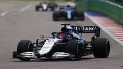 """F1, Russell: """"Risultato di cui andare fieri"""""""