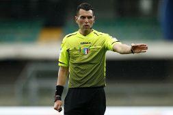 Chi è l'arbitro Volpi di Arezzo