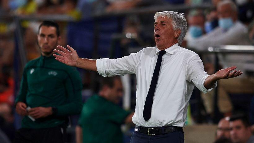 """Atalanta, Gasperini: """"Risultato giusto dopo una bella partita"""""""