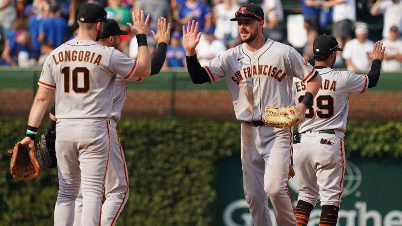 MLB: settima vittoria consecutiva per i Giants