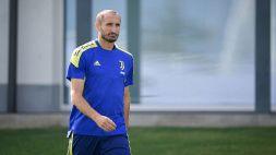 """Juventus, Chiellini ritrova Lukaku: """"Non bisogna concedergli campo aperto"""""""