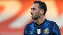 """Calhanoglu e l'addio al Milan: """"Ho scelto l'Inter perché adoro le sfide"""""""