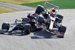 F1, crash Verstappen-Hamilton a Monza:gli esperti puntano il colpevole