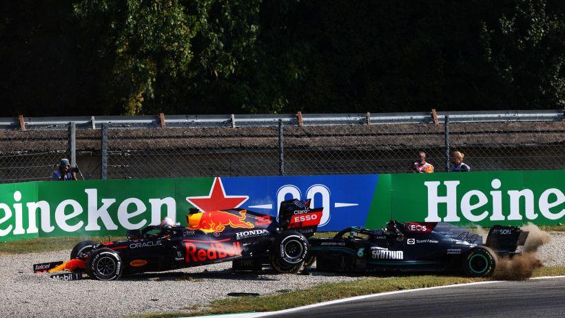 F1: follia Verstappen-Hamilton, vince Ricciardo. Rimpianto Ferrari
