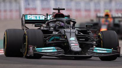 F1, Sochi: Hamilton vince nel caos, Verstappen secondo. Podio Ferrari