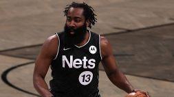 """Nets, allarme Harden: """"Sono ancora in fase di rialbilitazione"""""""