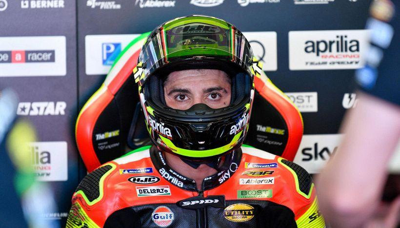 """MotoGP, l'inferno personale di Iannone: """"Mi sento morire ogni giorno"""""""