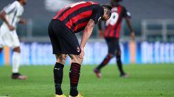 Milan: Ibrahimovic, Bakayoko e Krunic non recuperano