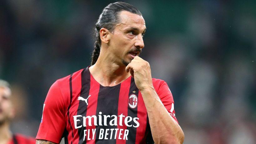 Allarme Milan: novità sulle condizioni di Zlatan Ibrahimovic