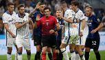 Rigore Inter e gol annullato all'Atalanta, Marelli spiega tutto
