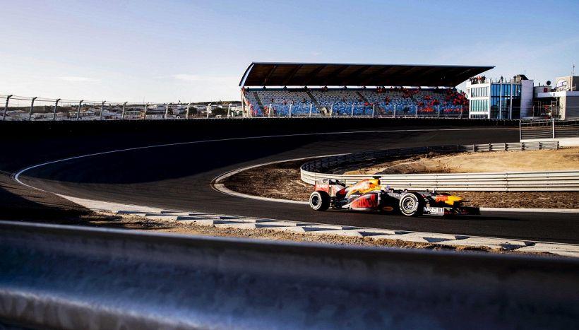 F1, Gp d'Olanda: Verstappen favorito, è l'unico ad aver provato qui