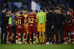 Lazio-Roma, per i tifosi il vero sconfitto non è Mourinho