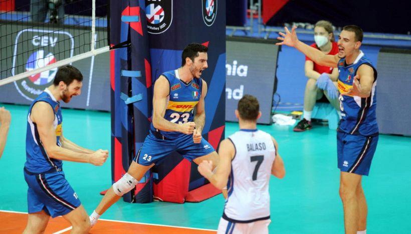 Europei di volley, l'Italia è Campione d'Europa: Slovenia Ko