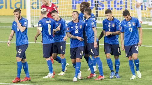 Ranking Fifa: Italia stabile al quinto posto