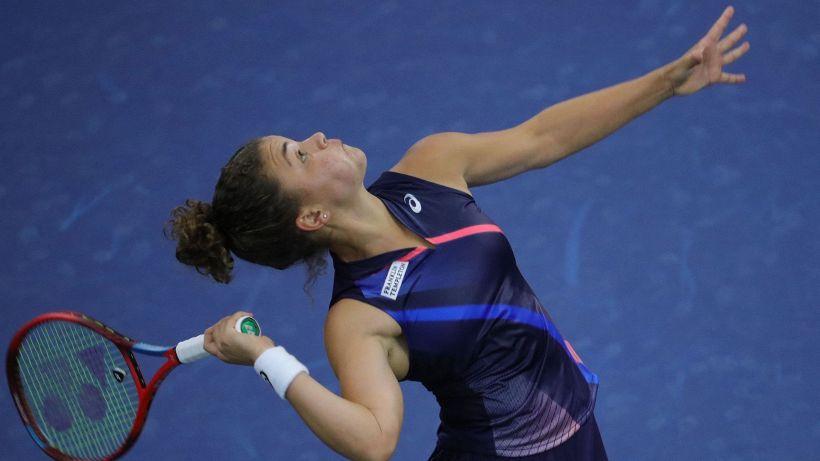 WTA Portorose, Jasmine Paolini ai quarti di finale