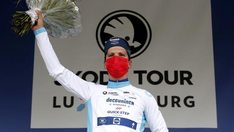 Giro di Lussemburgo: Joao Almeida vince la prima tappa