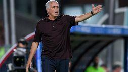 "Mourinho: ""Devo capire cosa è successo"""