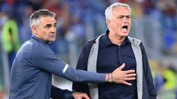 Roma, Mourinho contento a metà e polemico per il rosso a Pellegrini