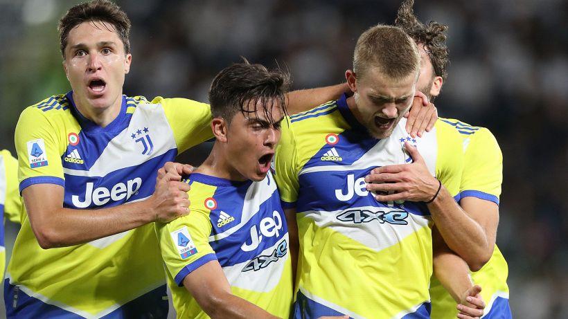 Spezia-Juventus 2-3: prima vittoria per Allegri, le pagelle