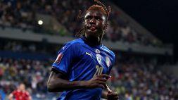 """Moise Kean esalta la Juventus: """"Altra testa, altri obiettivi"""""""