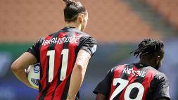 Milan: Kessié, Ibrahimovic e nuovo stadio, la società si espone
