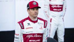 F1, niente GP d'Olanda per Raikkonen: ha il Covid, corre Kubica