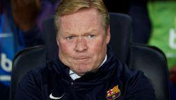 Koeman via dal Barcellona: tentazione Pirlo, il sogno è Antonio Conte