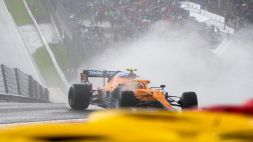 """F1, Norris: """"A Zandvoort ho già vinto, ma la pista è cambiata parecchio"""""""