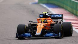 """F1, Norris ad un passo dalla vittoria: """"Sono molto scontento"""""""
