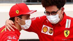 F1, Ferrari: Mattia Binotto fa un annuncio per Monza
