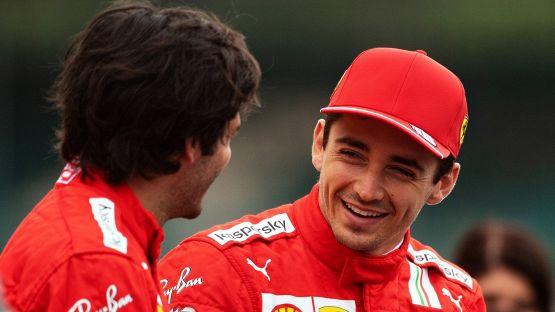 """F1, Leclerc: """"Vorrei la top 5, ma non è realistico"""""""