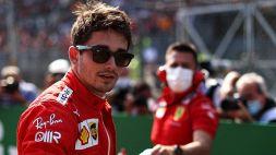 F1, la Ferrari spiazza tutti: l'annuncio su Charles Leclerc