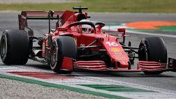 F1, Gp Monza: Hamilton sfreccia nelle libere, indietro le Ferrari