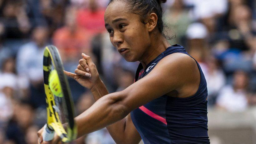 """Tennis, Leylah Fernandez: """"Non penso la mia vita cambierà"""""""