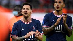 Il PSG comunica la lista UEFA: assenti Bernat, Rafinha e Sergio Rico