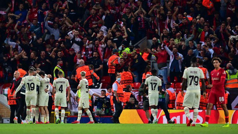 Liverpool-Milan 3-2: il cuore non basta, le pagelle