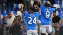 Napoli-Cagliari 2-0: azzurri ancora a punteggio pieno, le pagelle