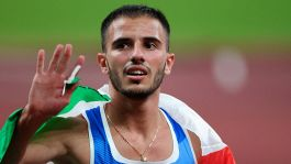 Atletica, torna in gara, dopo Tokyo Lorenzo Patta
