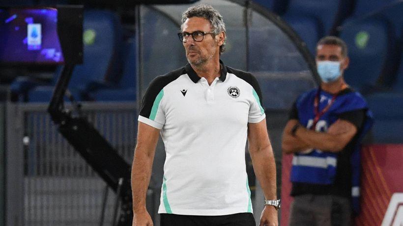 """Udinese, il rammarico di Gotti: """"Dispiace venire via con zero punti dopo una partita così"""""""