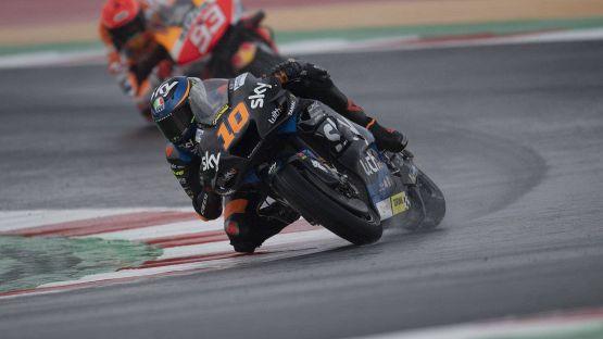 """MotoGP, Marini non si nasconde: """"Una delle giornate più difficili della stagione"""""""