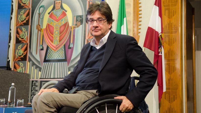 """Luca Pancalli: """"Il ministero dello Sport è necessario, lo dico da 20 anni"""""""