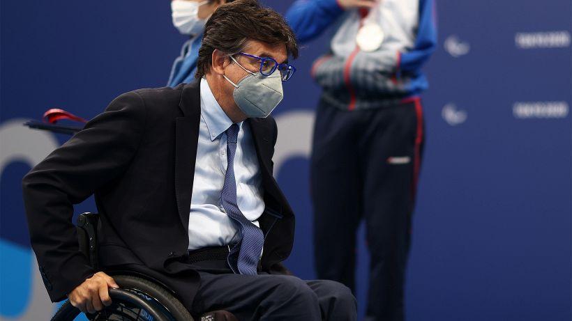 """Paralimpiadi, Luca Pancalli: """"Sui risultati di Tokyo costruire un'Italia migliore"""""""
