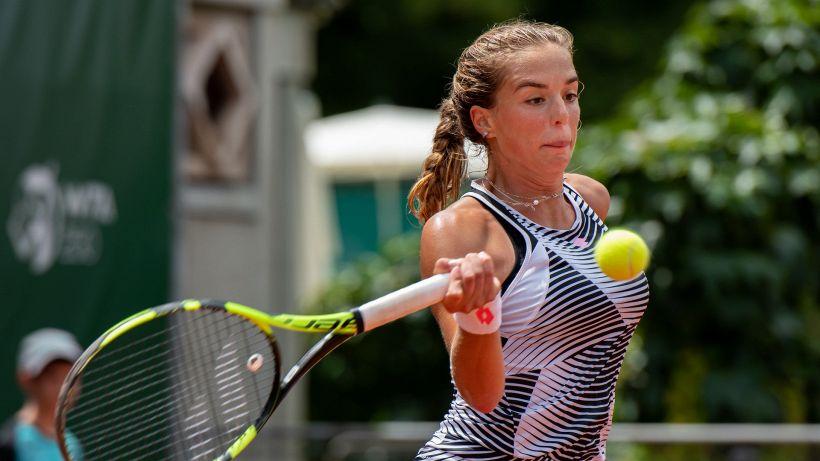 WTA Portorose, Lucia Bronzetti nei quarti di finale