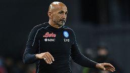"""Spalletti: """"Il Napoli è forte, ma la strada è lunga"""""""