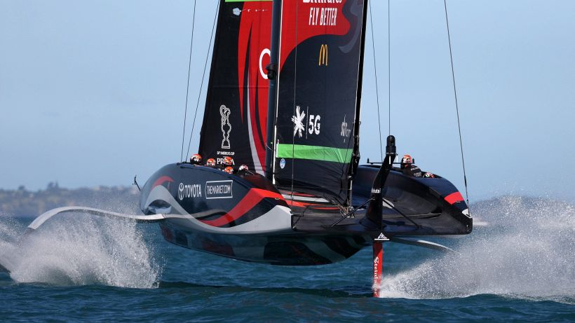 America's Cup: Max Sirena attacca Team New Zealand