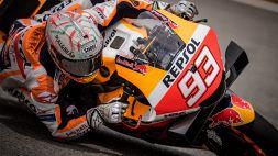 "Motogp, Marc Marquez: ""Ottimo 2° posto, ero davvero al limite"""