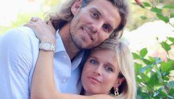 Federico Marchetti e Lorena Cacciatore genitori: annuncio social